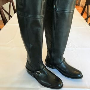 Ariat black Pamplona two24 riding boot size 7